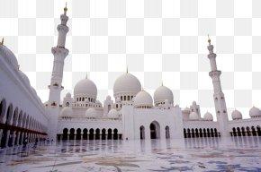 Mosque - Dubai Sheikh Zayed Mosque PNG