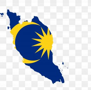 Flag Of Malaysia - Peninsular Malaysia Flag Of Malaysia Map Flags Of Asia PNG
