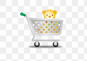 Vector Shopping Cart - Shopping Cart Online Shopping Icon PNG