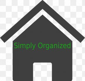 Organize - House Home Building Clip Art PNG