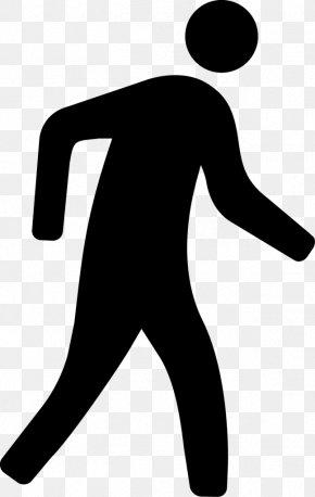 Symbol - Symbol Walking Clip Art PNG