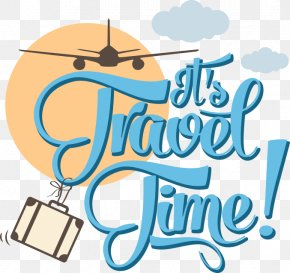 Travel - Air Travel Clip Art PNG