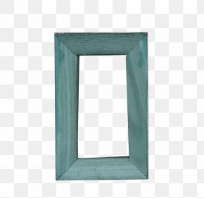 Framework - Teal Turquoise Rectangle Square PNG