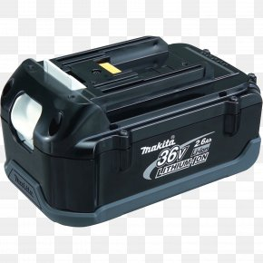 Lithium-ion Battery - Battery Charger Lithium-ion Battery Electric Battery Rechargeable Battery Makita PNG