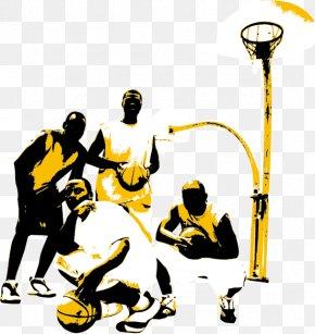 Basketball Creative - Basketball Euclidean Vector Clip Art PNG