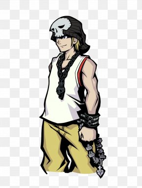 Switch Beating - The World Ends With You Kingdom Hearts 3D: Dream Drop Distance Video Games Nintendo Switch Character PNG