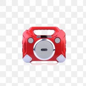 Amoi Amio Square Dance Bluetooth Speaker - Loudspeaker Audio Electronics Bluetooth Wireless Speaker PNG