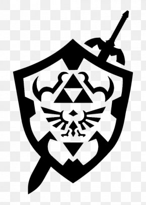 The Legend Of Zelda - The Legend Of Zelda: Breath Of The Wild Link Universe Of The Legend Of Zelda Triforce PNG