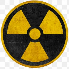 Symbol - Nuclear Power Nuclear Weapon Nuclear Physics Radioactive Decay Logo PNG