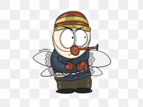 Mosquito Net - Headgear Profession Character Animated Cartoon PNG