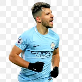 Football - Sergio Agüero FIFA 18 Manchester City F.C. Argentina National Football Team FIFA 17 PNG