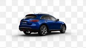 Car - Sport Utility Vehicle 2015 INFINITI QX70 Mid-size Car Luxury Vehicle PNG