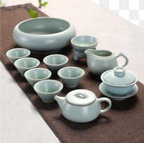 Tea Pots Teapot Tea - Teapot Coffee Cup Ru Ware Ceramic PNG