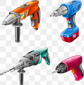 Hardware Power Tools Vector Material - Hand Tool Power Tool PNG