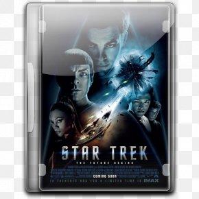 Star Trek - Star Trek Film Poster Film Poster Actor PNG