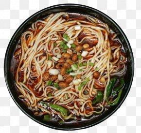 Food Cooking - Chow Mein Chongqing Lo Mein Lamian Hot Pot PNG