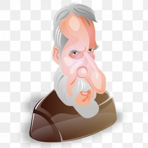 James Cameron - Head Neck Jaw Illustration PNG