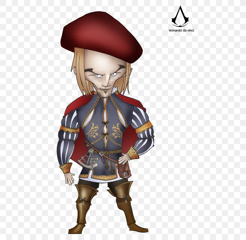 Assassin S Creed Unity Costume Design Cartoon Character Png
