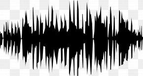 Wave - Sound Wave Audio Signal PNG