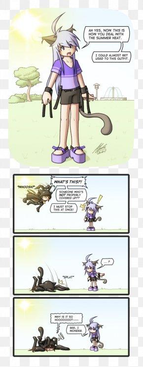 SUMMER OUTFIT - Comics Cartoon Human Behavior Character PNG