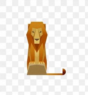 Cartoon Lion - Adobe Illustrator Tutorial Drawing Illustration PNG