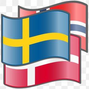Flag - Flag Of Norway Flag Of Denmark Nordic Cross Flag PNG