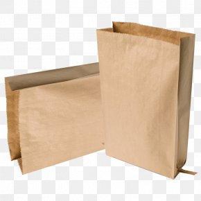 Bag - Kraft Paper Paper Sack Paper Bag Gunny Sack PNG