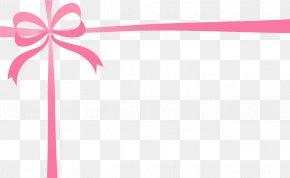Pink Ribbon Creative Corner - Pink Ribbon Material PNG