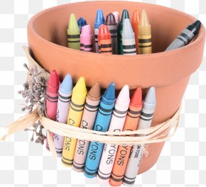 Colour Pencil - School Clip Art PNG