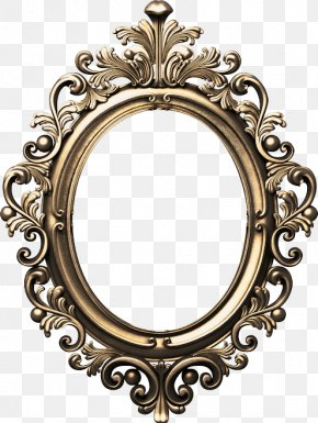 Bulat Vector - Victorian Picture Frames Victorian Era Borders And Frames Image PNG