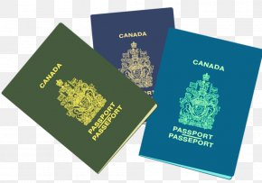 Canadian Passport Color Of The Material - Passport Canada Canadian Passport Icon PNG