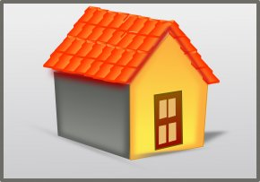Roofline Outline Cliparts - Roof Shingle Roof Tiles House Clip Art PNG