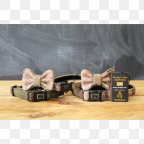 Dog Collar - Dog Collar Webbing Tweed PNG