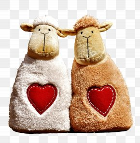Sheep - Love Friendship Valentine's Day Romance PNG