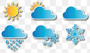 Weather Forecast - Weather Euclidean Vector Icon PNG