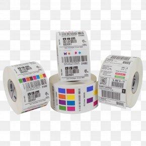 Colorful Holi Label - Paper Label Barcode Zebra Technologies Printer PNG