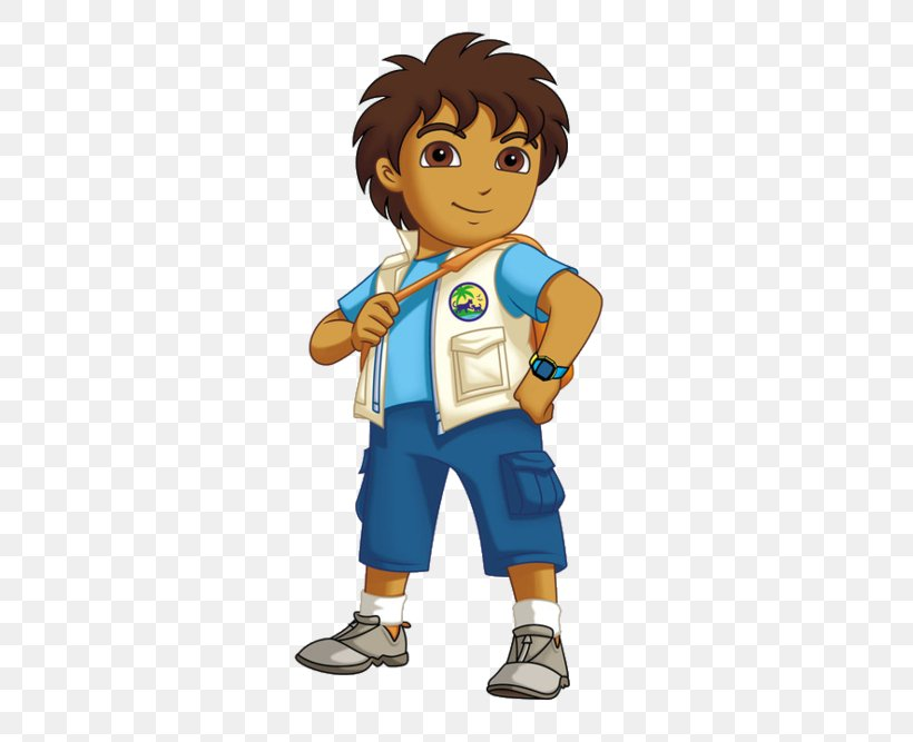 Go, Diego, Go! Television Show Children's Television Series, PNG ...