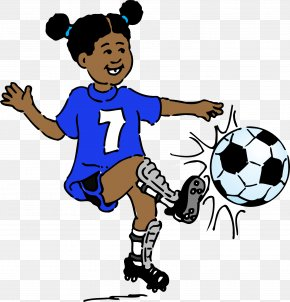 Soccer Player - Kickball Kickboxing Clip Art PNG