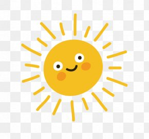 Sun - Cartoon PNG