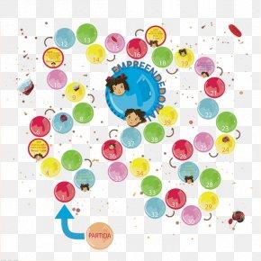 Colorful Circle Pattern Background - Circle Pattern PNG