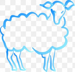 Blue Gradient - Millbridge Farm Camping & Caravan Park Katahdin Sheep Lamb And Mutton Clip Art PNG