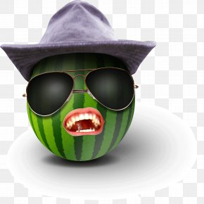 Funny Watermelon - Watermelon PNG