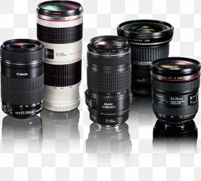 Zoom Lens - Canon EF Lens Mount Canon EF-S Lens Mount Zoom Lens Canon EF-S 18–135mm Lens PNG