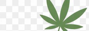 Leaf - Leaf Hemp Plant Stem Font Tree PNG