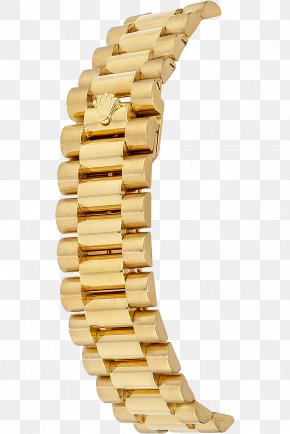 Gold - Rolex Datejust Gold Rolex Day-Date Watch PNG