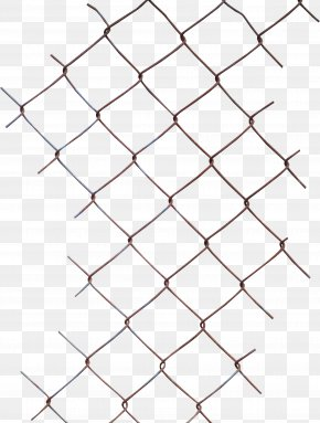 Iron Wire - Wire Iron Chain-link Fencing Mesh Net PNG