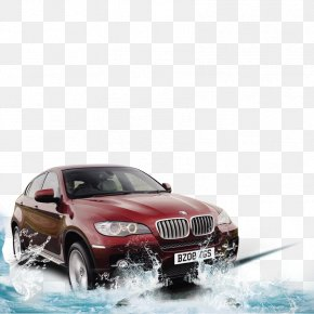 Car Wash Material - 2018 BMW X6 BMW Concept X6 ActiveHybrid Car Automotive Design PNG