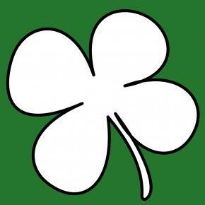 Shamrock Hearts Cliparts - Ireland Shamrock Saint Patricks Day Clip Art PNG
