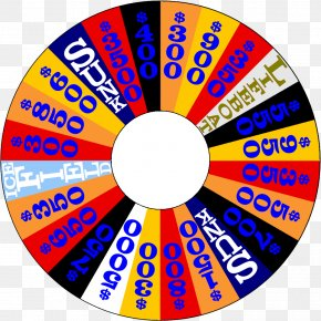 Spinner - Spinner Wheel Of Fortune Deluxe Game Show Car PNG
