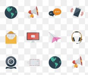 Communication Icon - Graphic Design Flat Design Logo PNG